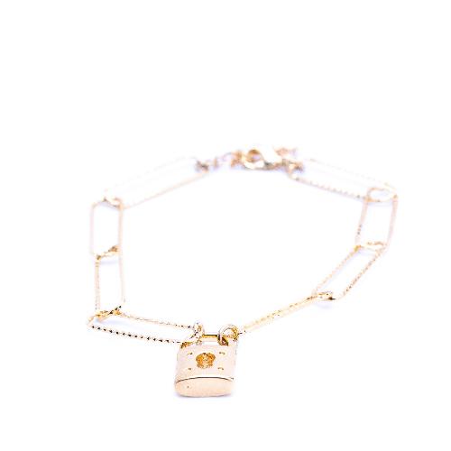 Bracelet nova doré