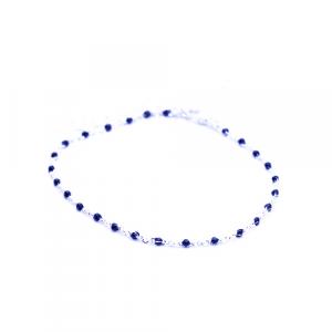 Bracelet olwen bleu marine