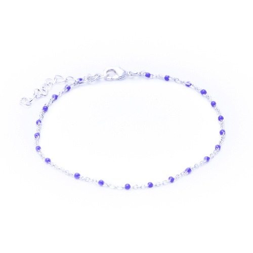 Bracelet olwen lilas