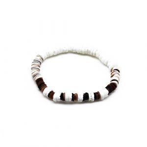 Bracelet coquillage sable